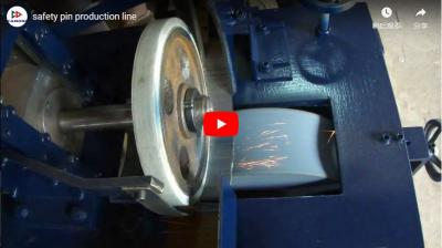 Safety Pin Production Process